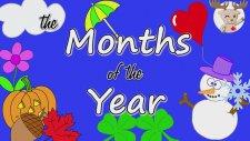The months of the year ( Yılın ayları )