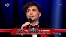 Aziz Kiraz - Aman Aman (O Ses Türkiye Final) 2 Şubat Salı 2016