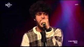 Emre Sertkaya - Haberin Yok Ölüyorum (O Ses Türkiye Final 2.Performans) 2 Şubat Salı 2016