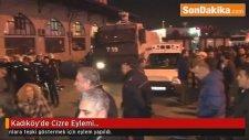 Kadıköy'de Cizre Eylemi...