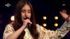 Türkan Kürşad - Listen (O Ses Türkiye Final 3.Performansı) 2 Şubat Salı 2016