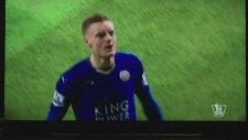 Vardy'nin Liverpool ağlarına attığı nefis gol