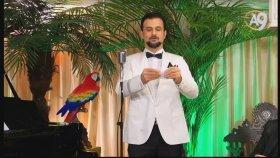 Adnan Oktar'ın Programında İllüzyon Gösterisi