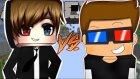 Ahmet Aga Vs Gereksiz Oda - Kıyasıya Mücadele! - Never Back Down - Minecraft / Gereksizoda