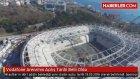 Beşiktaşlılar'ın Dört Gözle Beklediği  Vodafone Arena'nın Açılış Tarihi Belli Oldu