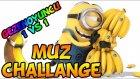 Muz Yeme Cezalı - Banana Challange - Cs:go 1 Vs 1 W/gezenoyuncu / Kwhane