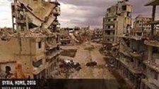 Suriye'nin Drone ile Havadan Çekilmiş Görüntüleri