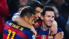Barcelona 7-0 Valencia - Maç Özeti - 3 Şubat Çarşamba 2016