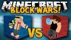 Minecraft Mini Games # Blockwars Bolum 1 w/Eren!!!
