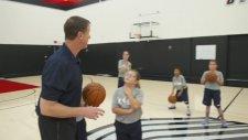 Stotts'tan pas dersleri 3 /  Jr. NBA