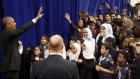 Abd Başkanı Obama'dan İlk  Baltimore İslam Toplumu'ndaki Camiyi Ziyareti