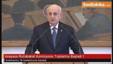 Anayasa Mutabakat Komisyonu Toplantısı Başladı 1