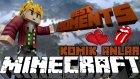 Komik Anlar (Best Moments) #6 - Minecraft Skywars! /ibrahim Güneş - İbrahimleakiyoruz