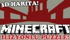 Minecraft 1.9 Beyond Perception - İlizyonlu Puzzle Haritası - Muhteşem Ötesi Bir Harita !! (3d)