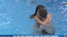 Arsel İle İdil'in Havuzda Aşk Dolu Dakikaları - Big Brother Türkiye