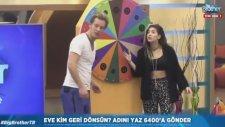 İdil Arsel'i Dövüyor - Big Brother Türkiye
