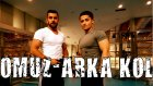 Shoulder (Omuz) - Triceps (Arka Kol) Antrenman Rutini