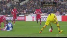 Sérgio Oliveira'nın nefis frikik golü