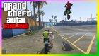 GTA 5 Online // Çılgın Motorcu #12