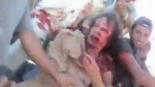 Kaddafi'nin Yayınlanmayan Görüntüleri Ortaya Çıktı