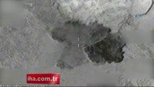 Türk jetleri Kandil'i vurdu