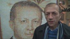 41 Bin Raptiye İle Cumhurbaşkanı Erdoğan'ın Tablosu