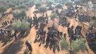 Halep'ten Sınıra Kaçış Görüntülendi