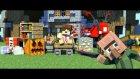 Minecraft Evi Şarkısı Animasyonlu Klip