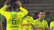 Nantes 3-1 Ajaccio - Maç Özeti (03.02.2016)
