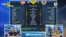 Antalyaspor'un 4. golünde FB TV spikeri