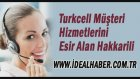 Hakkari'li Vatandaş Turkcell Müşteri Hizmetleri Esra Komik Ses Kaydı