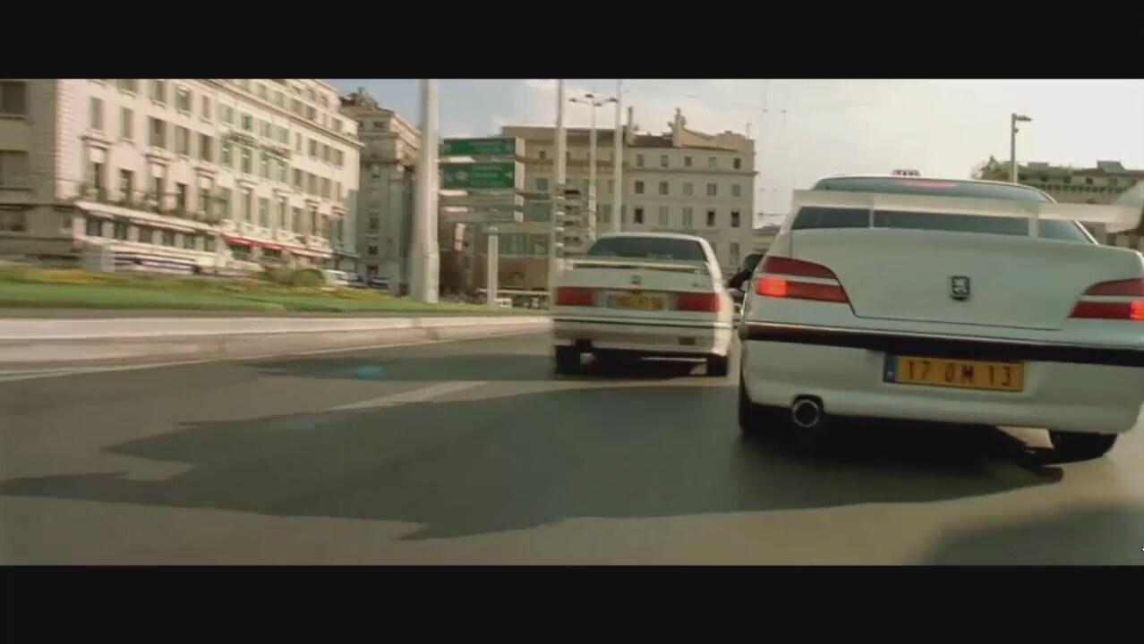 Taksi 3 - Giriş Sahnesi Sylvester Stallone içerir
