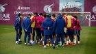 Barcelona'da Levante maçı hazırlıkları