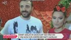 Demet Akalın & Okan Kurt çiftinden Hira'ya sürpriz doğum günü partisi