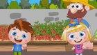 Pazara Gidelim Bir Çilek Alalım Şarkısı (Meyveler) - Bebek ve Çocuk Şarkıları 2015