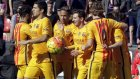 Levante 0-2 Barcelona - Geniş Özet - 7 Şubat Pazar 2016