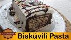 Pudingli Pasta Yapımı  | Bisküvili Pasta Tarifi