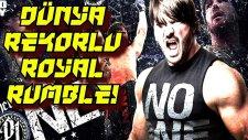 WWE 2K16 Dünya Rekoru Royal Rumble | 1 den 30 a Ibo Momo | Mobil Canli Yayin Tekrar
