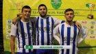 Burhan Kızılkaya - Kaplan Spor Maç Sonu Röportaj