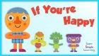 If You're Happy | Super Simple Songs | Nut | Eğer Mutlu iseniz | Süper Basit Şarkılar