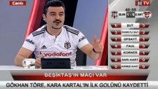 Oğuzhan'ın hunharca golünde BJK TV spikeri