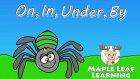 On In Under By Song   Altında Üzerinde Şarkısı