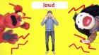 Quiet Loud Quiet Song | Songs for Children | Sakin Bir Yüksek Sesle Sessiz Şarkısı