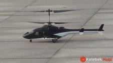 RC Helikopter   Scale Büyük Model   Uçuşa Hazır RTF Fiberglass