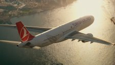Türk Hava Yolları'nın Metropolis'e Uçun Temalı Reklamı