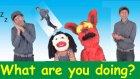 What Are You Doing? Song 1 | Action Verbs Set 1 | Ne yapıyorsun? Şarkısı 1 | Eylem Fiiller Set 1