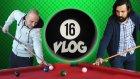 Bilardo Salonuna Gittik - Vlog 16 / Webtekno