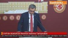 CHP'de Atatürk'ün Resmini İndirme Tartışmaları