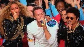 Coldplay & Bruno Mars & Beyonce - Super Bowl 2016 (Full Canlı Performans)