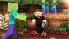 Evrim Geçirmiş Zombiler! - Minecraft Zombi Savaşları!